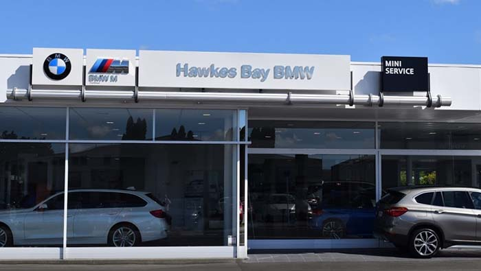 Hawks Bay Showroom